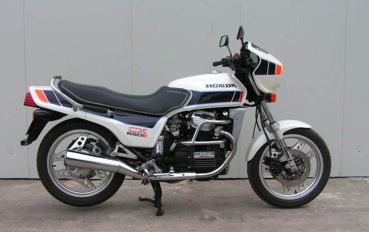 HONDA CX650E PARTS