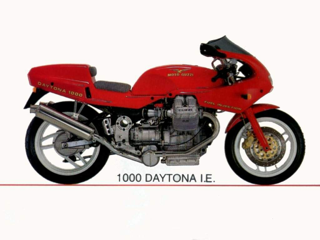 MOTO GUZZI DAYTONA 1000ie PARTS