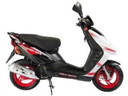 ADLEY Thunderbike 50
