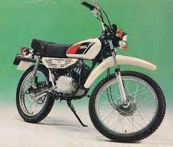 YAMAHA DT50M 1978-81 PARTS