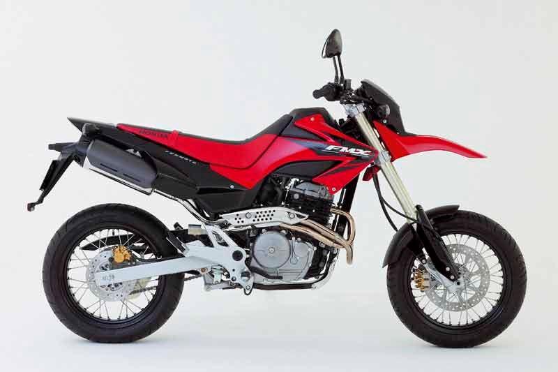 HONDA FMX650 2005-2012 PARTS
