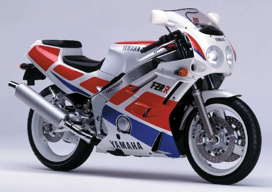 YAMAHA FZR400R PARTS