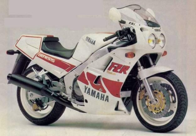 YAMAHA FZR750R GENESIS PARTS