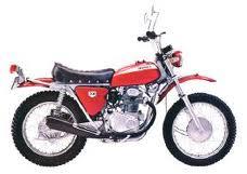 HONDA SL350 1969-1972 PARTS
