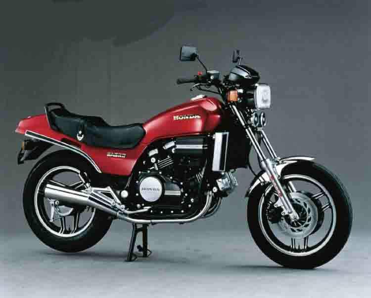 HONDA VF750 SABRE V45 1982-1985