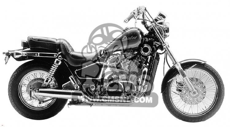 HONDA VT800 C SHADOW PARTS