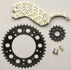HYOSUNG CHAIN & SPROCKET KITS