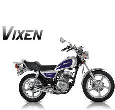 VIXEN HT125-8 PARTS