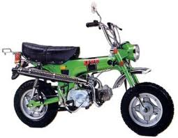 HONDA ST50 DAX MOPED 1968-1994 PARTS