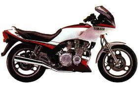 YAMAHA XJ750 INC. SECA (82-86) PARTS