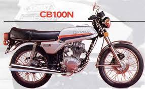 HONDA CB100N, NA 1980-1988 PARTS