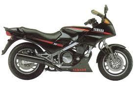 YAMAHA FJ1200 & ABS (88-96) PARTS