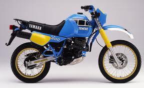 YAMAHA XT600Z TENERE (84-86) PARTS