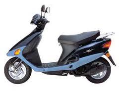 HONDA SJ50 BALI 1993-2001 PARTS
