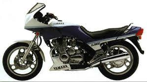 YAMAHA XJ900 S & F (83-90) PARTS