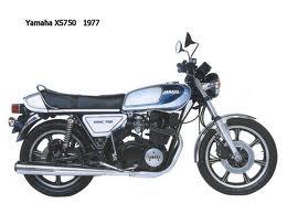 YAMAHA XS750 & SE (76-83) PARTS