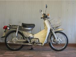 HONDA C50E 1984-1985 PARTS