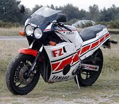 YAMAHA FZ400 (87-90) PARTS