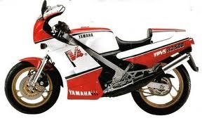 YAMAHA RD500LC (83-87) PARTS