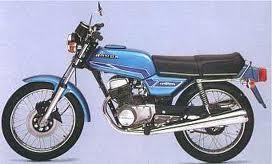 HONDA CB125T DREAM 1977-1981 PARTS