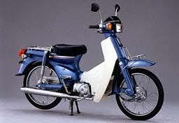 HONDA C50C 1982-1984 PARTS