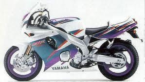 YAMAHA FZR600 (89-90) PARTS