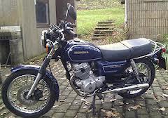 HONDA CD250U 1987-1994 PARTS