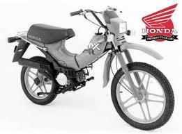 HONDA PXR50 SPORTS MOPED 1985-1988 PARTS