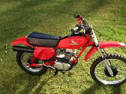 HONDA XR80 1979-1999 PARTS