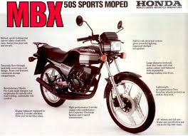 HONDA MBX50 SD 1983-1987 PARTS