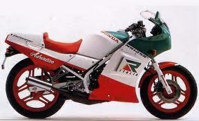 HONDA NS125R RK, RL 1988-1993 PARTS