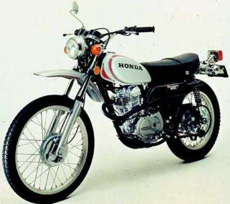 HONDA XL250 Motorsport, K0,1,2,3 1970-1973 PARTS