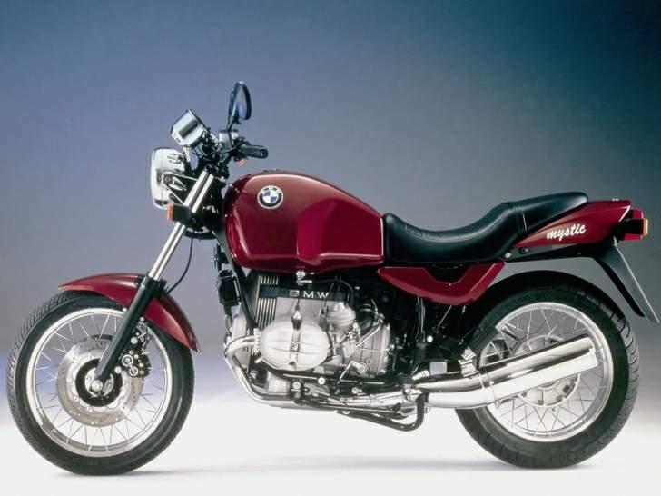 BMW R100R MYSTIC PARTS