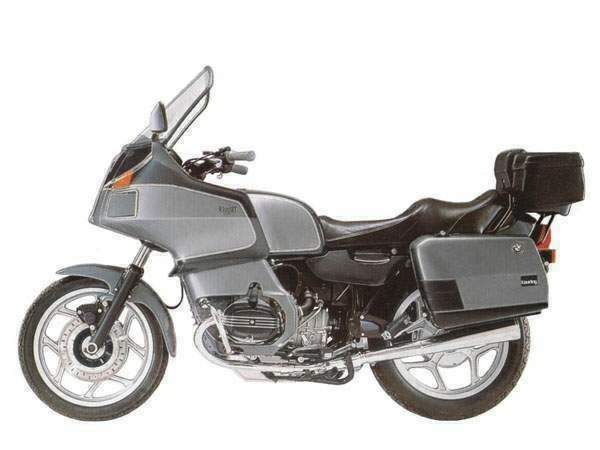 BMW R100RT CLASSIC PARTS