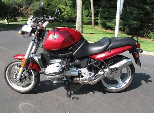 BMW R1100R ABS PARTS