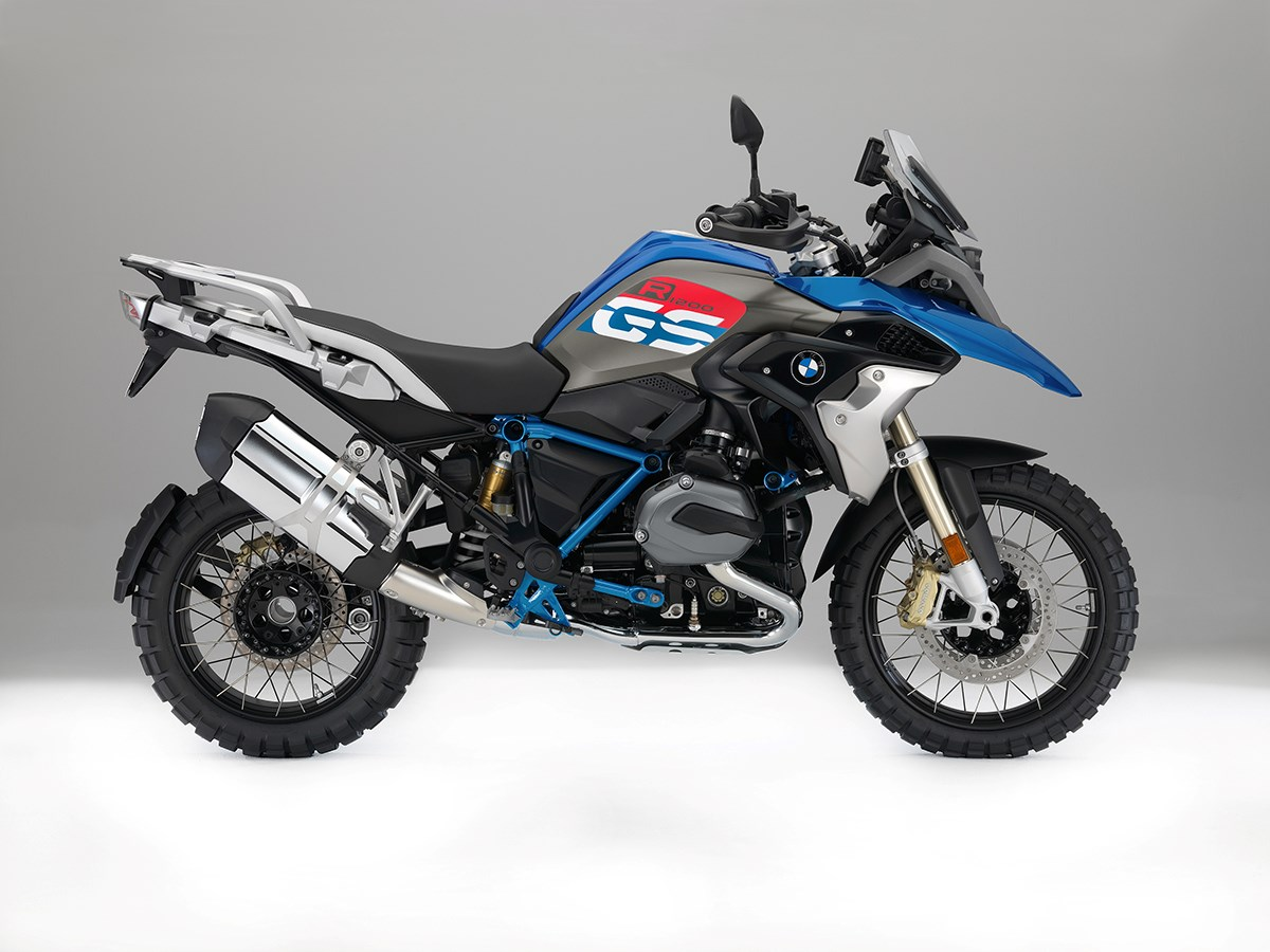 BMW R1200GS RALLY PARTS