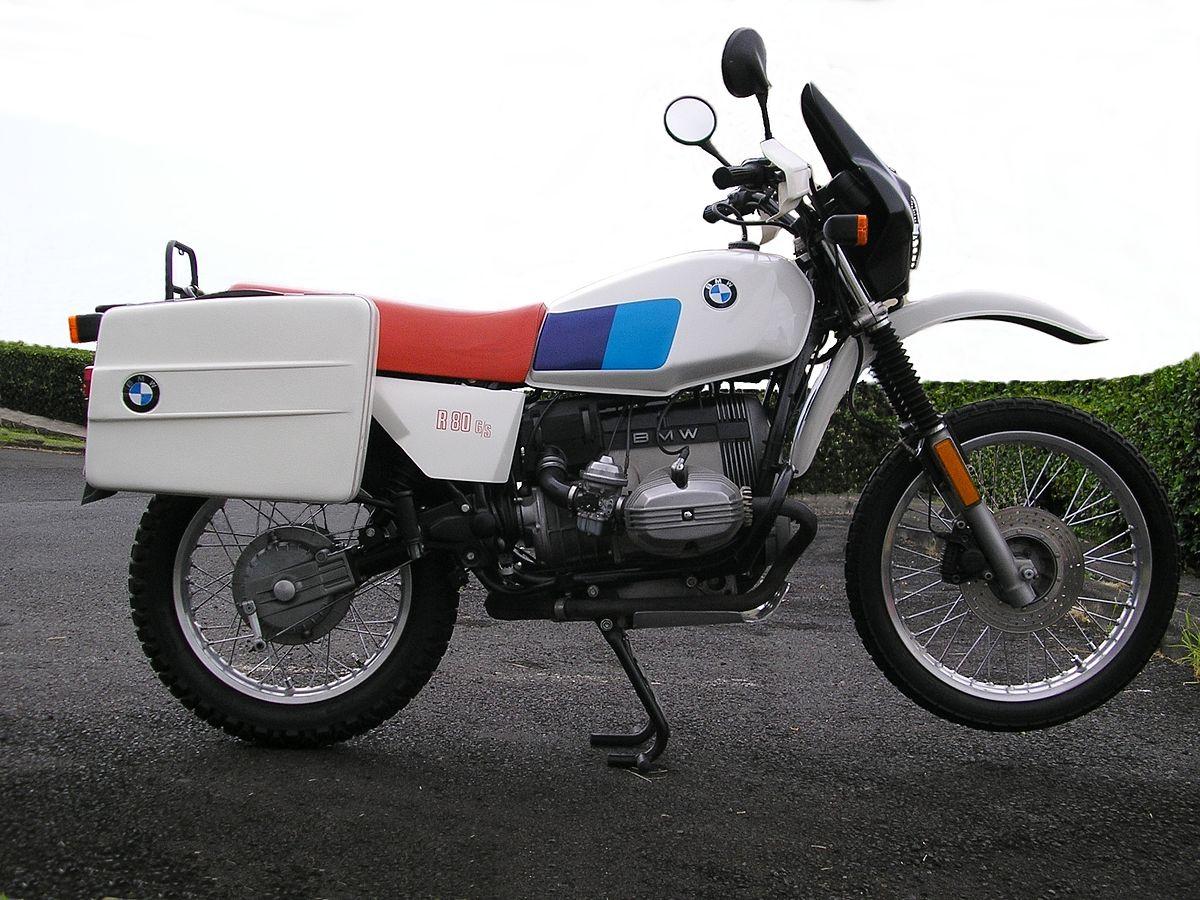 BMW R80 G/S PARTS