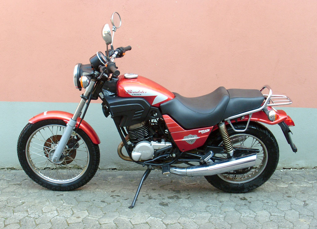 CAGIVA ROADSTER 125 PARTS