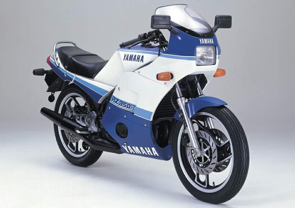 YAMAHA RZ350RR PARTS