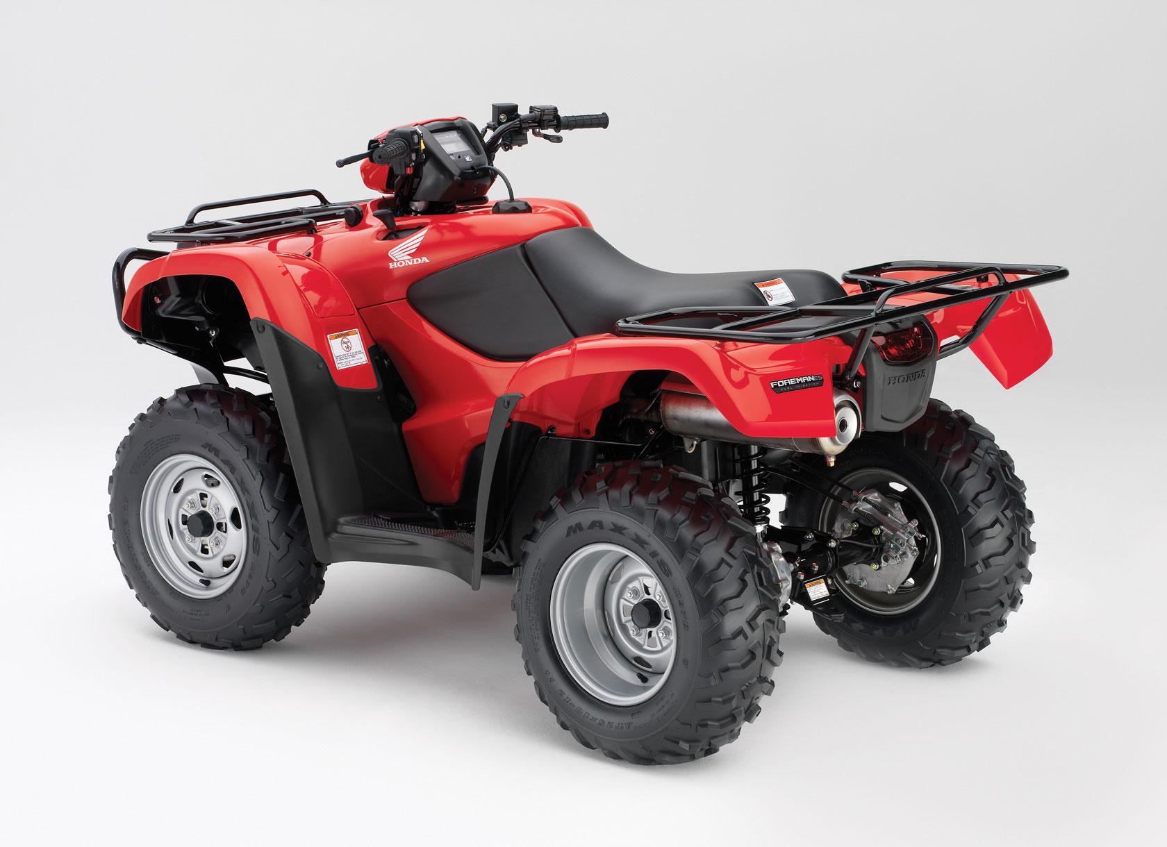 HONDA TRX500FE FOREMAN ES 4X4 PARTS