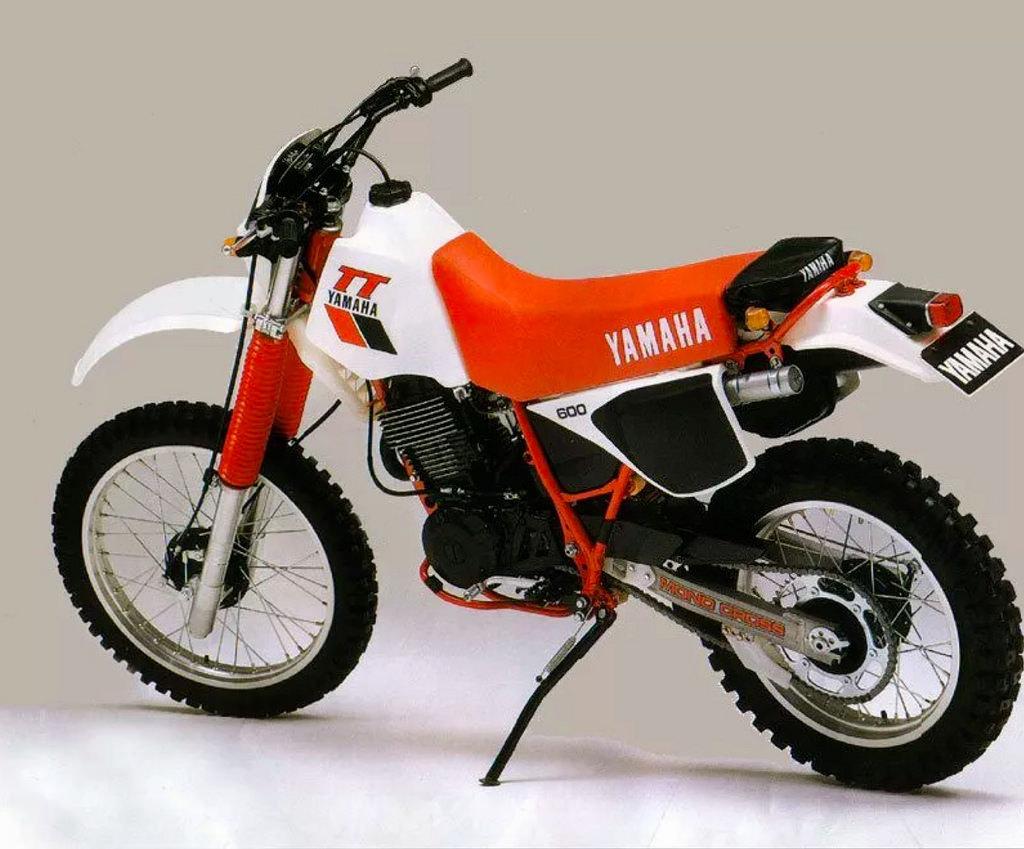 YAMAHA TT600 (83-93) PARTS