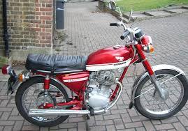 HONDA CB125 1970-74 (DRUM BRAKE MODEL) PARTS