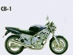 HONDA CB1 400 (NC27) 1988-1991 PARTS