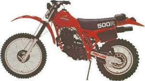 HONDA XR500 1979 PARTS