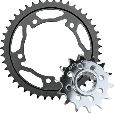 DRIVE SPROCKETS & SPROCKET NUTS