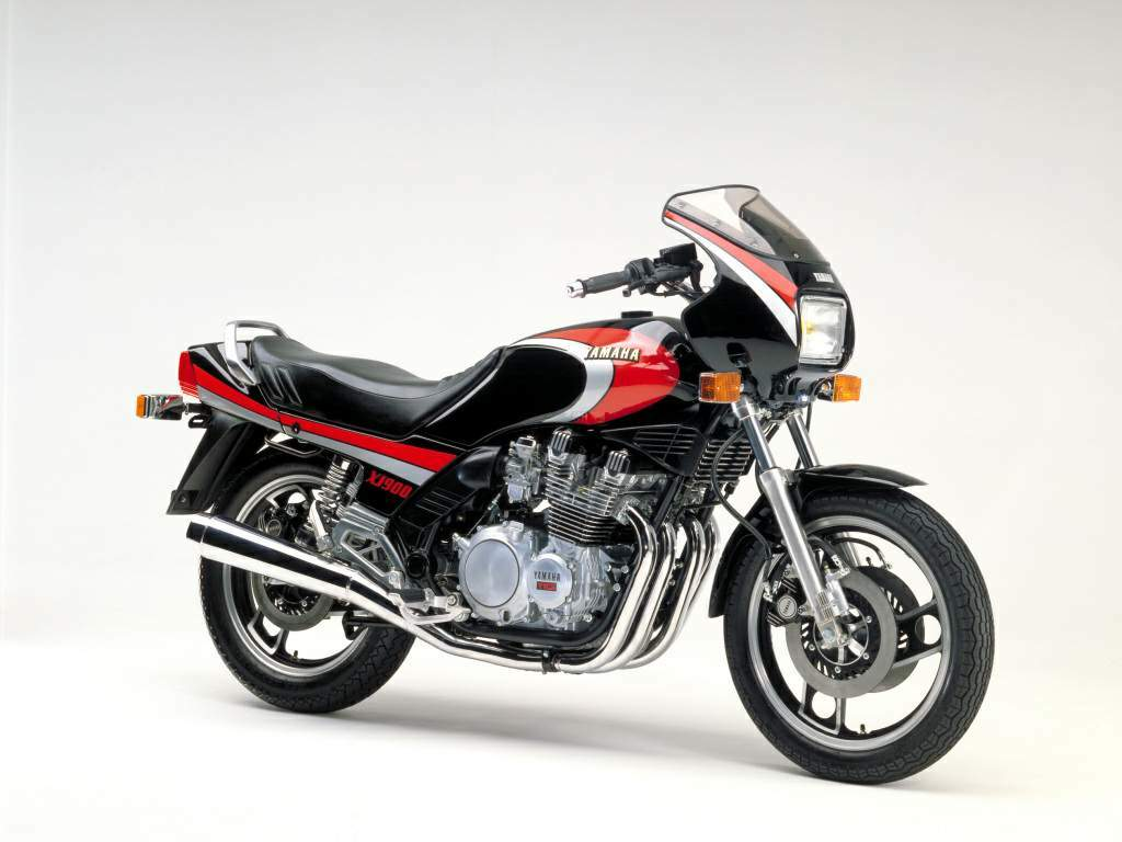YAMAHA XJ900R SECA PARTS