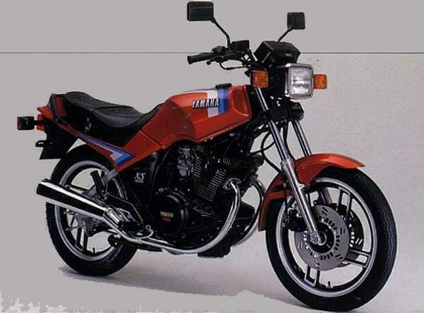 YAMAHA XS400R SECA PARTS