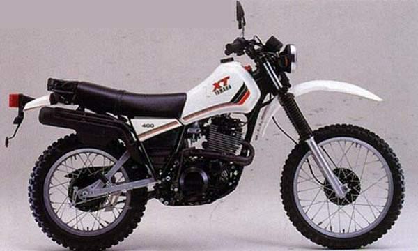 YAMAHA XT400 (81-95) PARTS