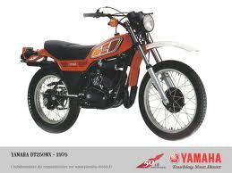 YAMAHA DT250 MX TRAIL (77-80) PARTS