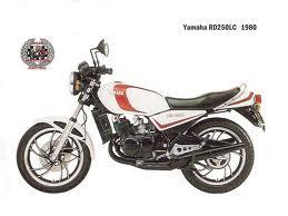 YAMAHA RD250LC (80-86) PARTS